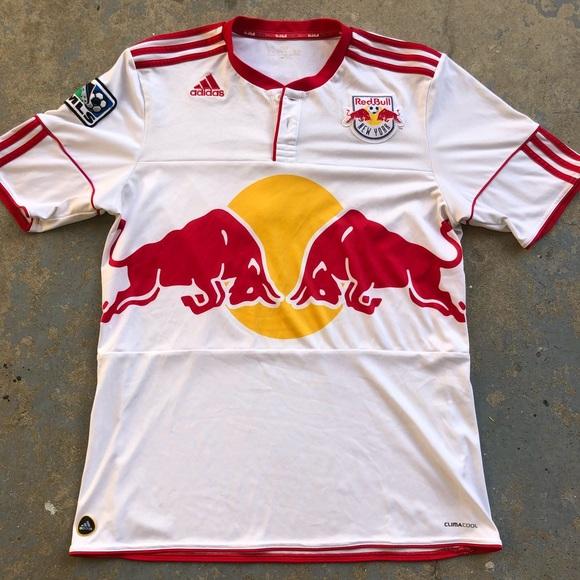 80536ffcaa4 adidas Shirts   Mls Ny Red Bulls   Poshmark